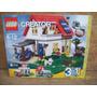 Tm.lego Creator House 3 In 1 Ref.5771. 714 Pzs