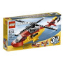 Lego Creator Rotor Rescue 3-en-1 Helicóptero / Biplano / L
