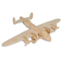 Kit De Construcción De Madera - Woodcraft Fsc Lancaster Bom