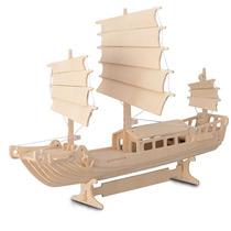 Kit De Construcción De Madera - Woodcraft Fsc Niños Basura