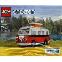Lego 40079 Mini Volkswagen T1 Camper Van