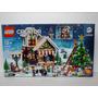 Lego 10249 Creator Winter Toy Shop Navidad Entrega Inmediato