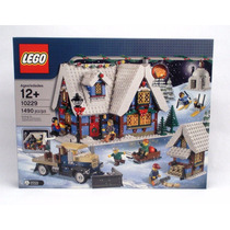 Lego 10229 Creator Holiday Winter Village Cottage Navidad