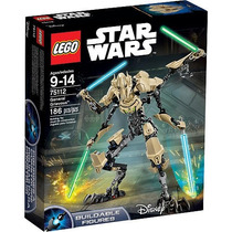 Lego Star Wars 75112 General Grievous!! Gzt