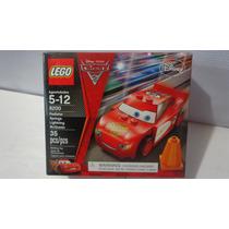 Radiator Springs Lightning Mcqueen Lego Cars Modelo 8200