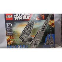 Kylo Ren´s Command Shuttle Lego Star Wars Modelo 75104