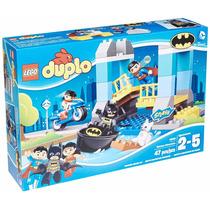 Lego Duplo Dc Comics Aventura De Batman Blakhelmet Sp