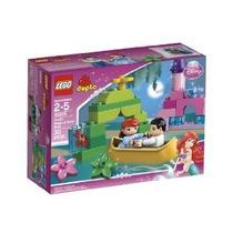 Lego Duplo Princesa Ariel Mágico Boat Ride 10516