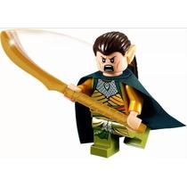 Lego Elrond 2da Era El Señor De Los Anillos