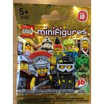 Lego Series 10 Skydiver - Paracaidista %100 De Lego