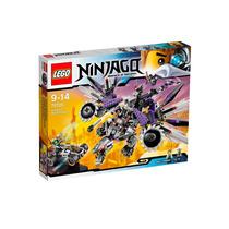 Lego Ninjago Rebooted 70725 El Dragón Mecánico Nindroide