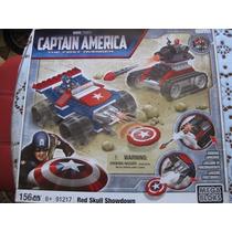 Capitan America Mega Block