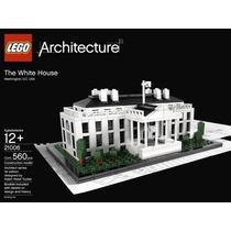 Lego Architecture , Modelo 21006 , White House Casa Blanca