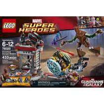 Lego Guardianes De La Galaxia Superheroes Marve Modelo 76020