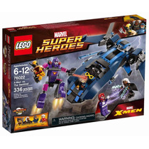 Lego 76022, Marvel Super Heroes: X-men Vs. The Sentinel