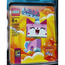 Lego Movie Comic Con Unikitty Sdcc 2014 Original
