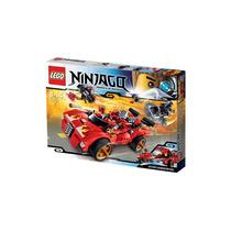 Lego Ninjago 70727 Deportivo Ninja X-1!!