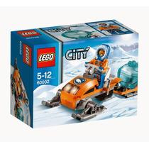 Lego City 60032 Artic Snowmobile!!!
