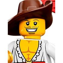 Lego Serie 12 Espadachín, En Sobre Cerrado