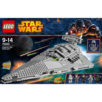 Lego Star Wars Imperial Star Destroyer , Modelo 75055