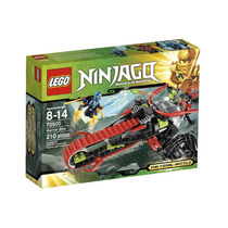 Tb Lego Ninjago Warrior Bike 70501