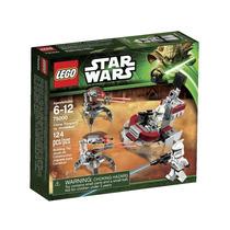 Lego Star Wars Clone Troppers Vs Droidekas Modelo 75000