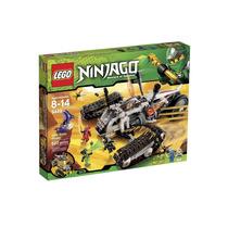 Lego Ninjago Ultra Sonic Raider Modelo 9449