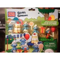The Smurfs Les Schtroumps Fiesta De Los Pitufos Juguecom