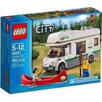 Lego City 60057 Auto Caravana!!
