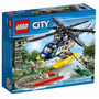 Lego City 60067 Persecución En Helicoptero!!
