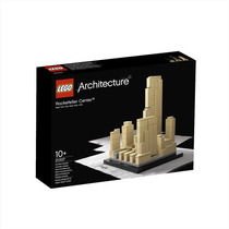 Lego Architecture Rockefeller Center Modelo 21007