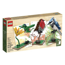 Lego Birds Ideas 21301 Exclusivo!