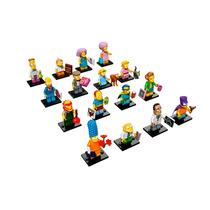 Lego Simpsons Serie 2 / Minifiguras / Completa / Bart Homero