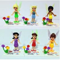 Figuras Tipo Lego Tinkerbell (campanita) Disney