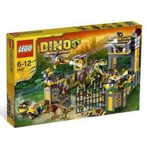 Hq Lego Dino Defensa 5887
