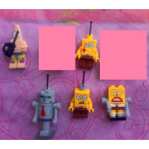 Legos Bob Esponja Modelos Diferentes