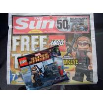 Lego Super Heroes 30163 Thor Y Hawkeye 30165