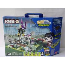 Kreo-o Cityville Invasión Escondite Embrujado Hasbro Origina