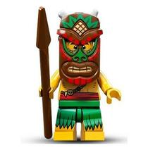 Lego 71002 Minifigures Serie 11 Guerrero De La Isla!!