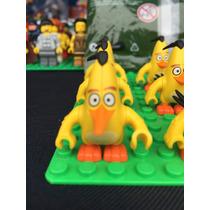 Lego Angry Birds Chuck
