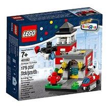 Lego Bricktober 2014 Parque De Bomberos Exclusivo Bricktober