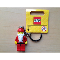 Llavero Lego Santa Claus Minifigura Navidad Ugo Envio Gratis