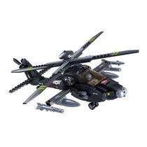 Modelo Helicóptero - Sluban Ataque Ejército Apache B0511