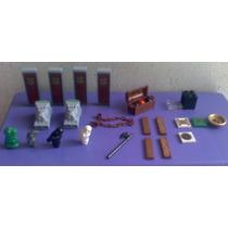 Harry Potter Lego Lote De Accesorios
