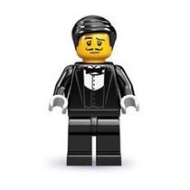 Lego 71000 Minifigures Serie 9 Mesero!!