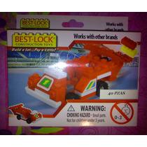 Best Lock Carro De Carreras Tipo Lego