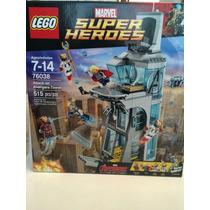 Torre De Los Avengers De La Era De Ultron Lego 515 Pza