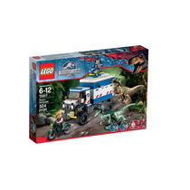 Lego Jurassic World 75917 El Caos Del Raptor