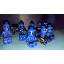 Lego Star Wars Clone Troopers Tropas Clones Ataque Al Senado
