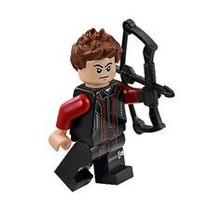 Lego Hawkeye Ojo De Halcon 76042 Marvel Avenger Super